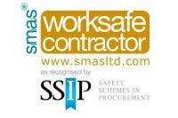Worksafe contractor logo